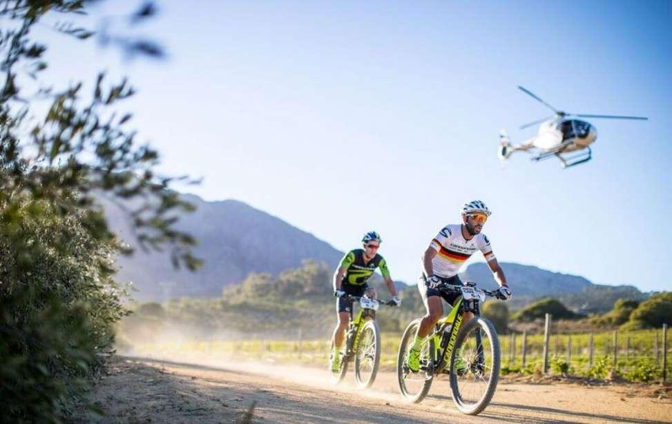 Bikers Rio Pardo | Notícia | Brasil Ride 2018 - Avancini confirma dupla com alemão Fumic