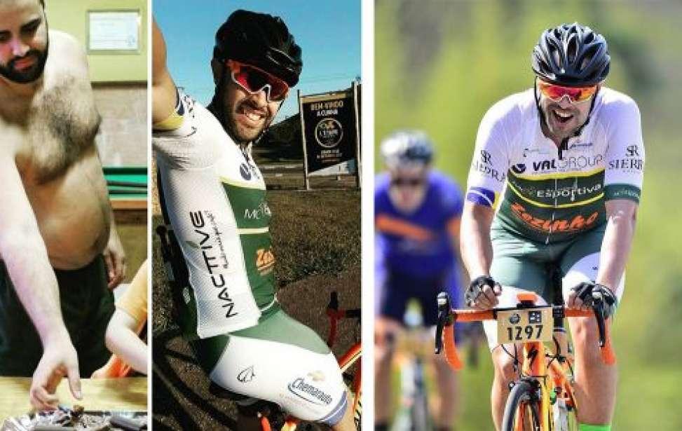 Bikers Rio Pardo   SUA HISTÓRIA   Do sedentarismo ao ciclismo