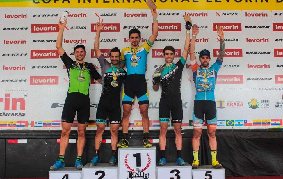 Bikers Rio Pardo | NOTÍCIAS | Short Track da CIMTB Levorin tem Argentina e Brasil nos lugares mais altos do pódio, no Bike Brasil