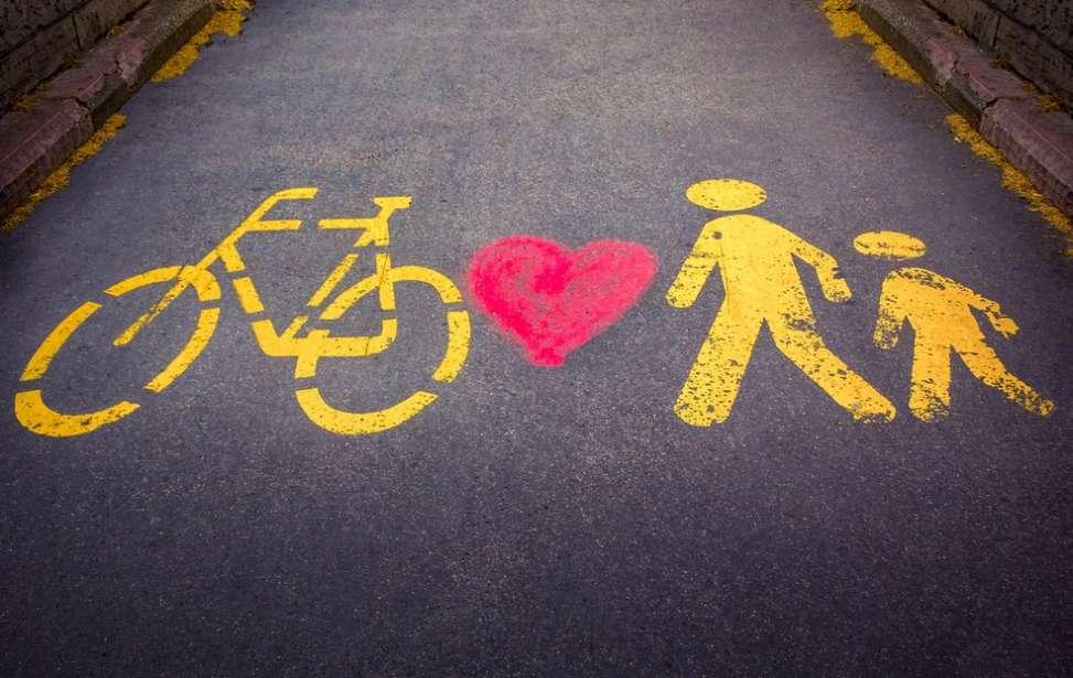 Bikers Rio Pardo | Dicas | Ciclismo, corrida e caminhada em ciclovia: dicas para evitar acidentes