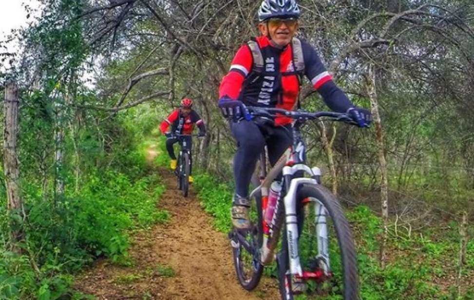 Bikers Rio Pardo | SUA HISTÓRIA | Aos 69 anos, ele já pedalou 230km em um único dia