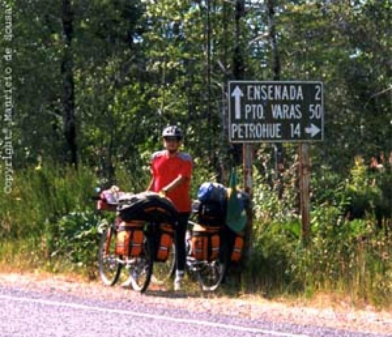 Bikers Rio pardo | Roteiro | Imagens | Travessia Chile - Argentina