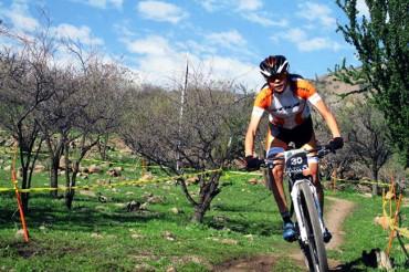 Bikers Rio Pardo | NOTÍCIAS | Raiza Goulão é campeã de Copa Internacional de MTB no Chile