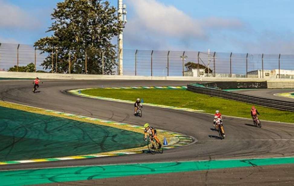 Bikers Rio pardo | Notícia | 5 motivos para pedalar no autódromo de Interlagos
