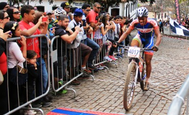 Bikers Rio Pardo | NOTÍCIAS | Frederico Mariano e Isabella Lacerda vencem 3ª etapa da CIMTB