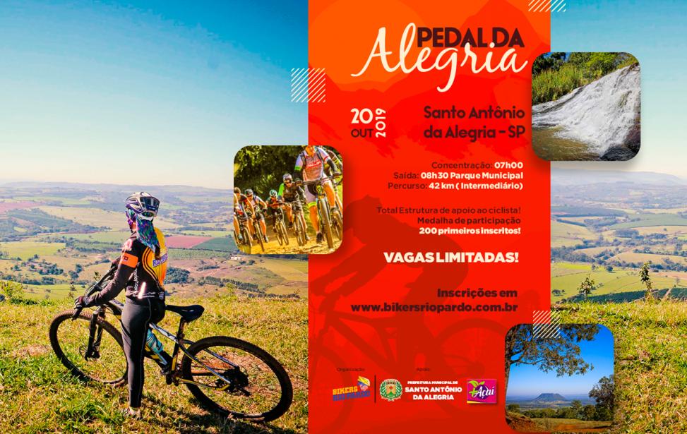 Bikers Rio Pardo | PEDAL DA ALEGRIA - Santo Antônio da ALEGRIA