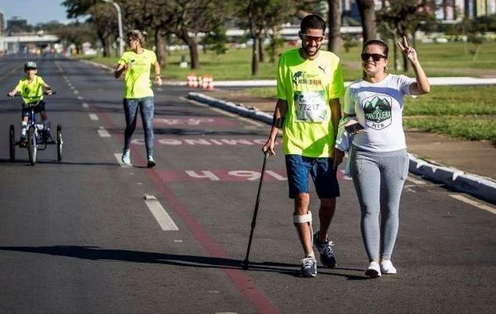 Bikers Rio Pardo | SUA HISTÓRIA | O homem que superou a tetraplegia e uniu (ainda mais) o mountain bike brasileiro