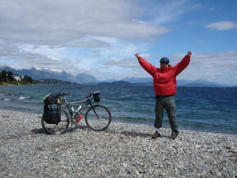 Bikers Rio pardo | Roteiro | Imagens | Cicloturismo nos Lagos e Vulcões – uma viagem sobre duas rodas no Chile e Argentina