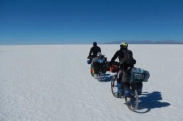 Bikers Riopardo | Ciclistas de brasileiros cruzam a Bolívia em 18 dias