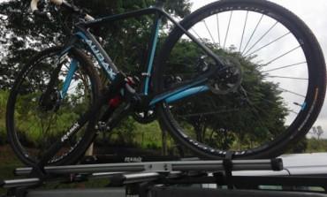 Bikers Rio pardo | Dicas | Cuidado com a bicicleta no topo do carro !