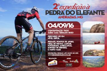 Bikers Rio pardo | Fotos | 2ª Expedição à Pedra do Elefante - Andradas-MG