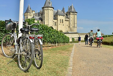 Bikers Rio pardo | Roteiros | Vale do Loire (França)
