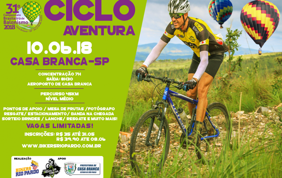 Bikers Rio Pardo | Fotos | Ciclo Aventura - Casa Branca-SP