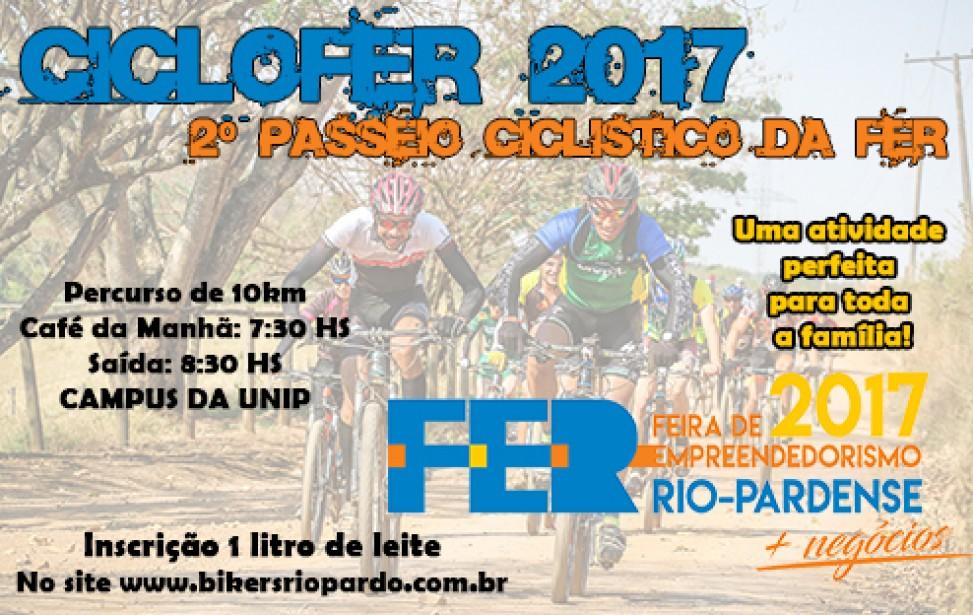 Bikers Rio pardo | Ciclo Aventura | CICLOFER 2017: 2º Passeio Ciclistico da FER