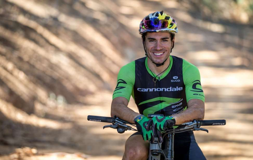 Bikers Rio pardo | Notícia | 3 | Top 5 mundial Henrique Avancini, da equipe Cannondale Factory Racing XC, agora é atleta Shimano