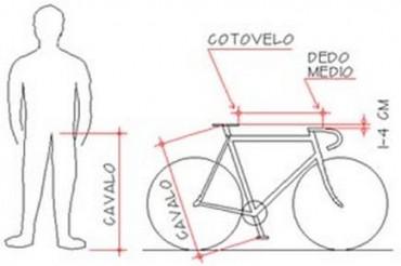 Bikers Rio pardo | Artigo | Aprenda a escolher o tamanho certo do quadro