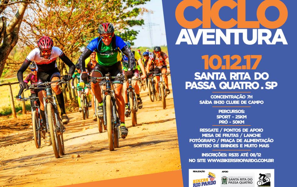 Bikers Rio Pardo | Fotos | 3ª Ciclo Aventura - SANTA Rita do Passa Quatro