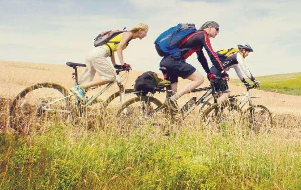 Bikers Rio Pardo | ARTIGOS | Cicloturismo para melhorar o mundo