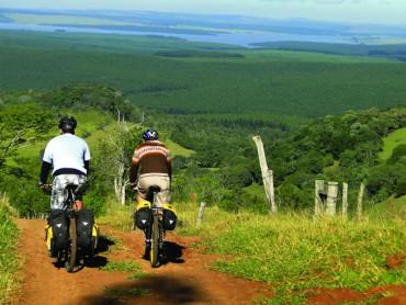 Bikers Rio pardo | Artigos | Cicloturismo - Pedalar, viajar com uma nutrição adequada!
