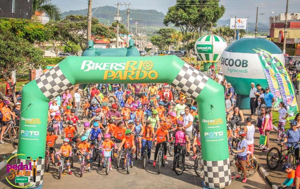 Bikers Rio Pardo | Fotos | PEDALZINHO UNIMED GUAXUPÉ