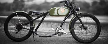 Bikers Rio Pardo   NOTÍCIAS   Empresa espanhola faz sucesso produzindo e-bikes no estilo moto vintage
