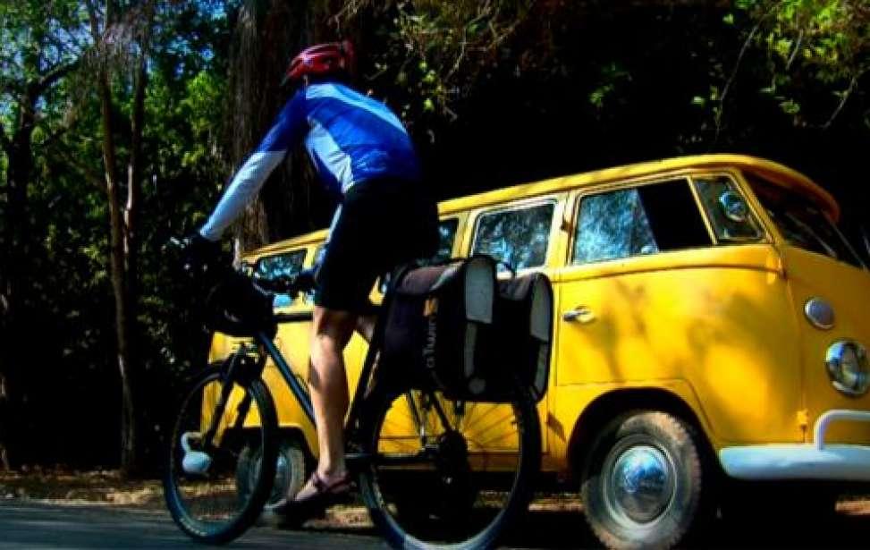 Bikers Rio pardo | SUA HISTÓRIA | Idoso deixa Valinhos e percorre 2,6 mil km de bicicleta até Buenos Aires: Faz a vida valer a pena