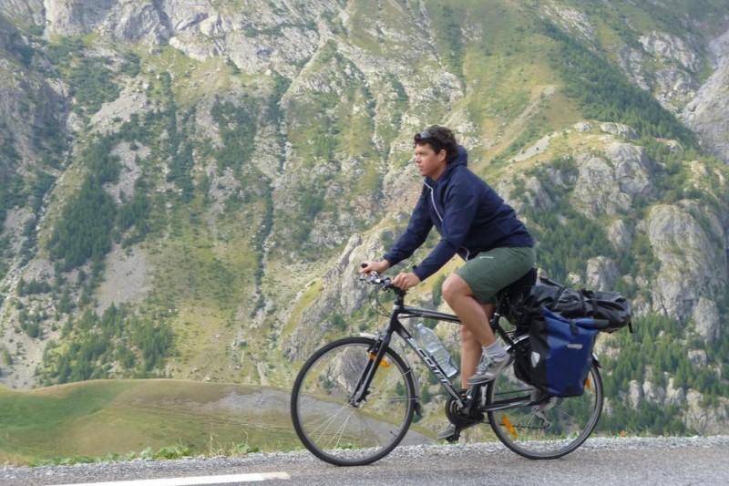 Bikers Rio pardo | Roteiro | Imagens | Casal percorre 4,5 mil quilômetros de bicicleta pela Europa