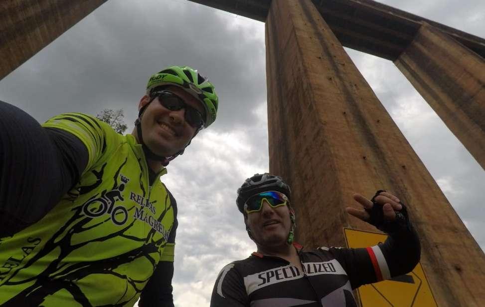 Bikers Rio pardo | Roteiro | 2 | Ciclistas riopardenses na Estrada Real