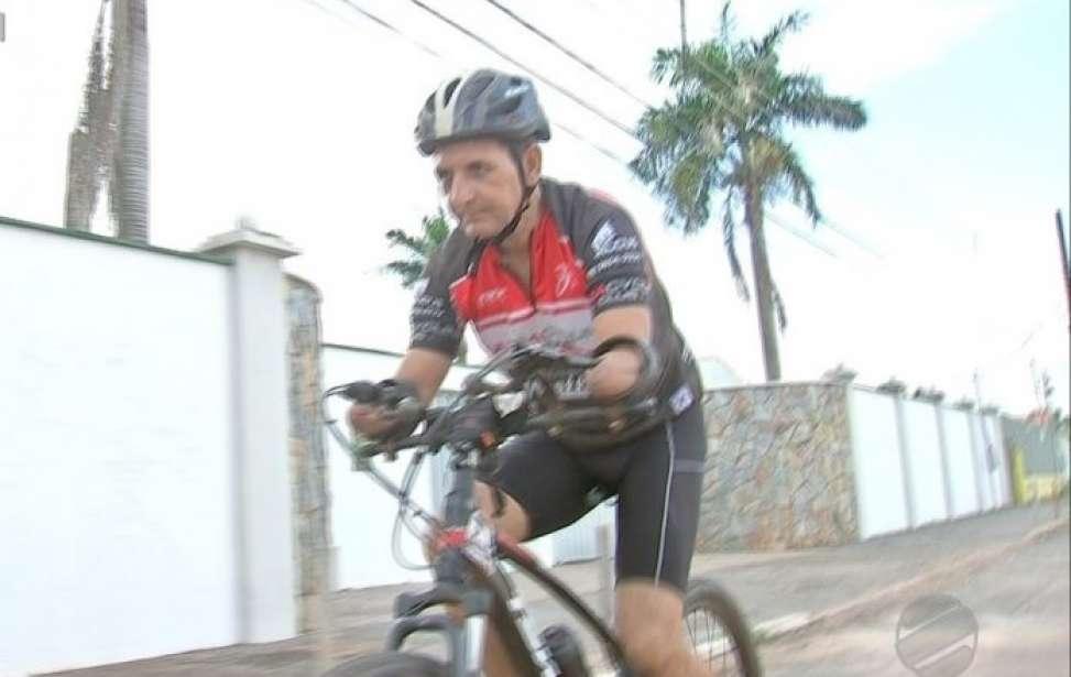 Bikers Rio pardo | SUA HISTÓRIA | Ele perdeu as mãos, mas decidiu começar a pedalar
