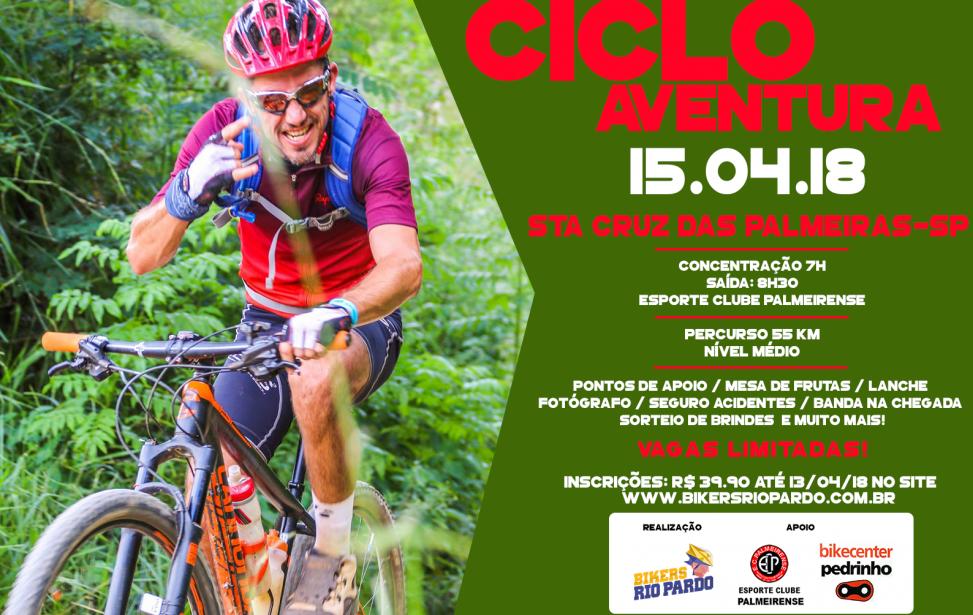 Bikers Rio Pardo | Fotos | Ciclo Aventura - Santa Cruz das Palmeiras-SP