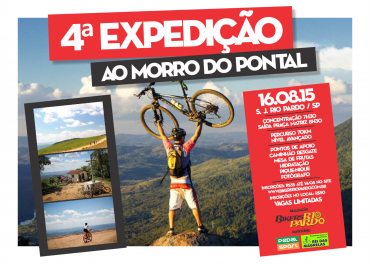 Bikers Rio pardo | Fotos | 4ª Expedição ao Morro do Pontal