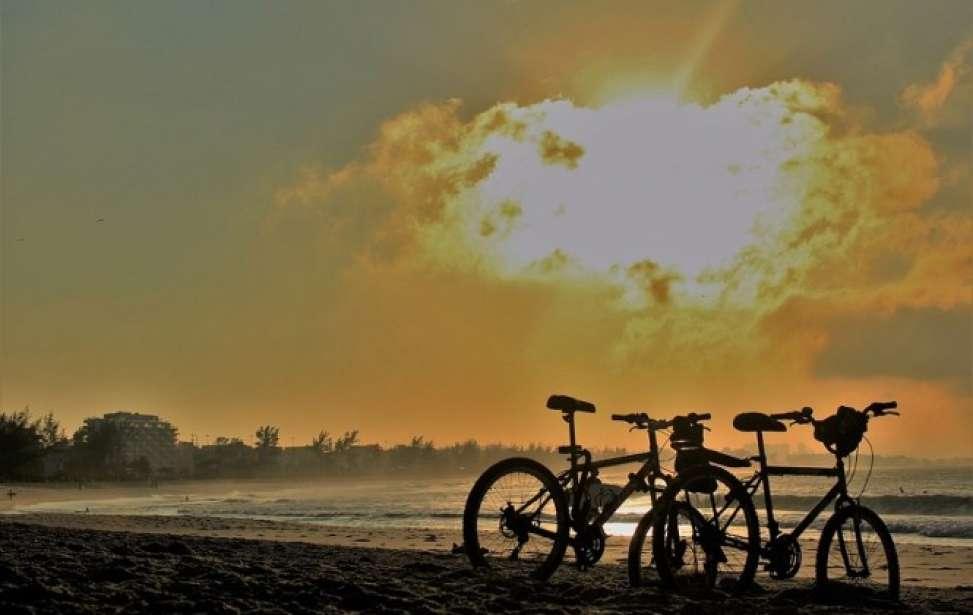 Bikers Rio pardo | Roteiro | Rota das Baleias: um pedal de Imbituba a Floripa