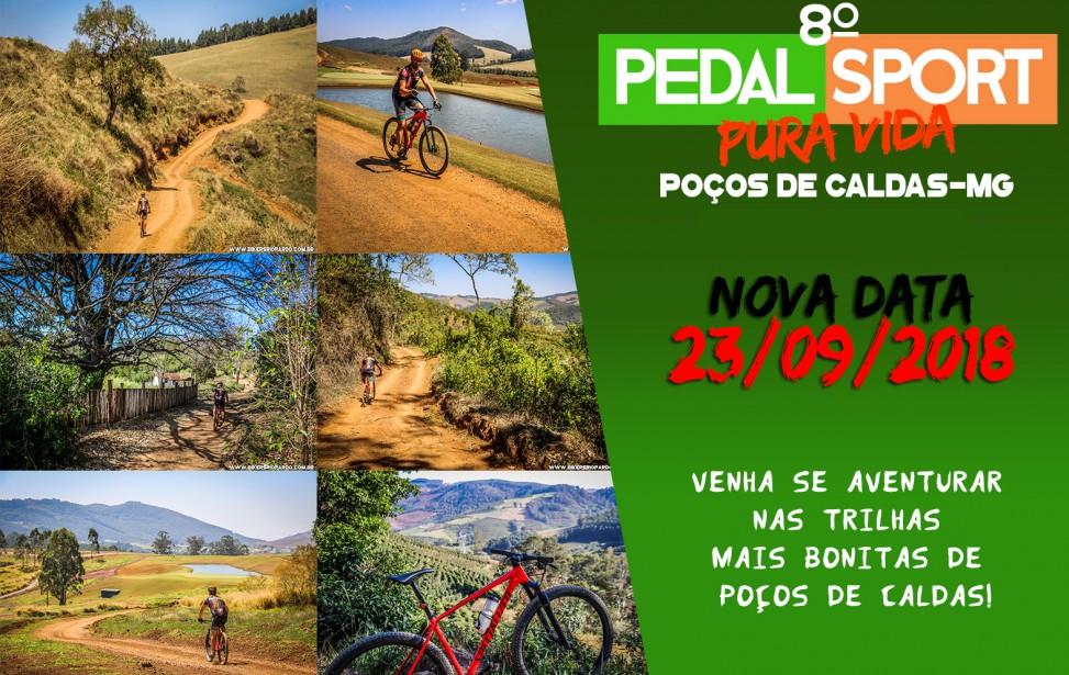 Bikers Rio Pardo | 8º Pedal Sport PURA VIDA - Poços de Caldas