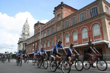 Bikers Rio Pardo | Dicas | Pedalar em grupo diminui o cansaço em 75%