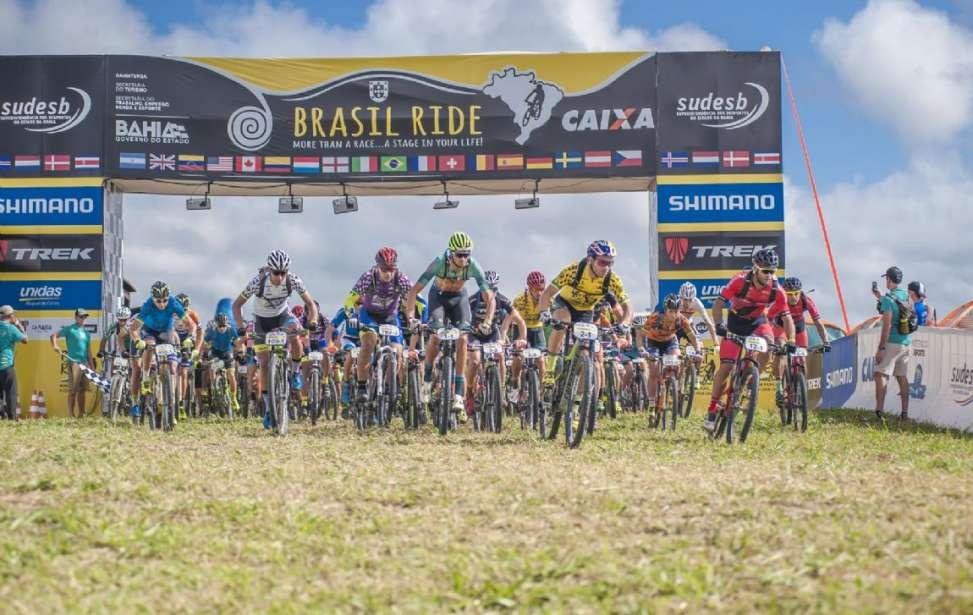 Bikers Rio pardo | Notícia | 3 | Brasil Ride 2018 - Avancini confirma dupla com alemão Fumic