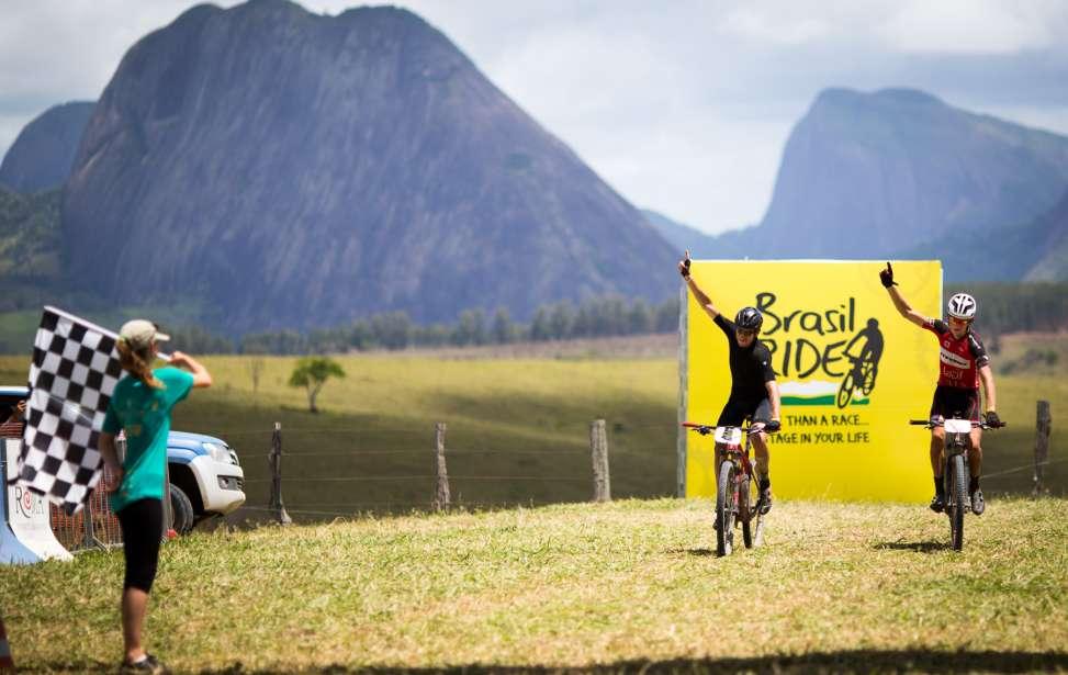 Bikers Rio Pardo | NOTÍCIAS | Brasil Ride: Dupla da Trek é a nova líder e Luis Leão e Soren Nissen vencem 4ª etapa