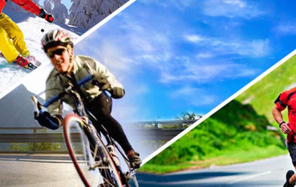 Bikers Rio Pardo | Dica | 5 grandes esportes para cross-Training para ciclistas