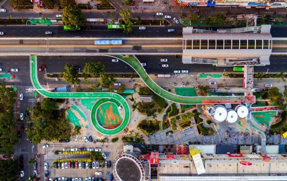 Bikers Rio Pardo | NOTÍCIAS | As 5 ciclovias mais incríveis do mundo