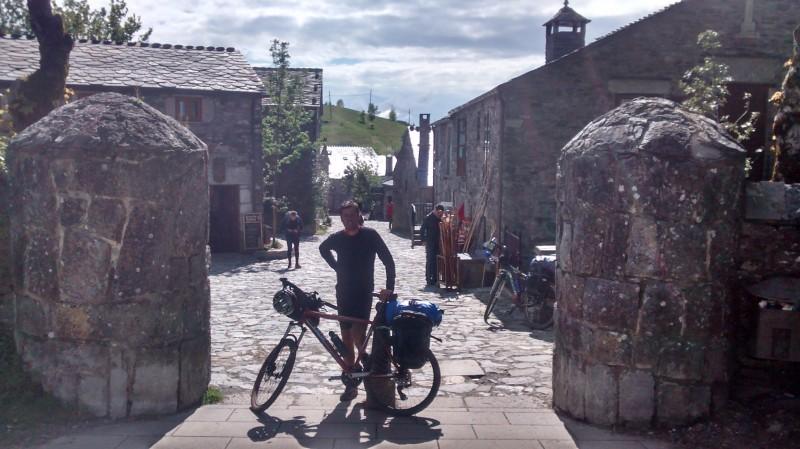 Bikers Rio pardo | Roteiro | Imagens | Caminho de Santiago de Compostela de bike