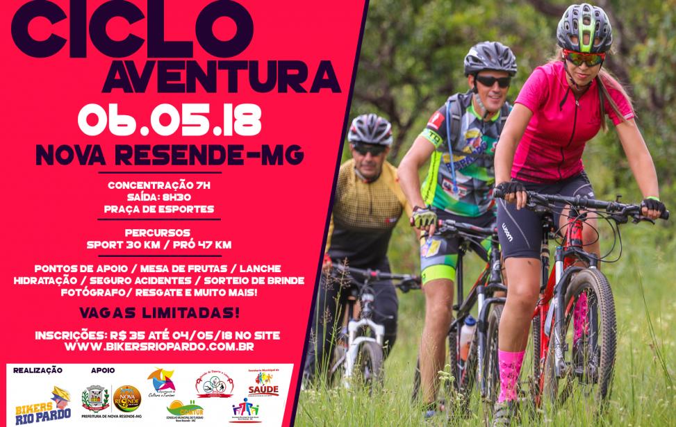 Bikers Rio Pardo | Fotos | Ciclo Aventura - Nova Resende-MG