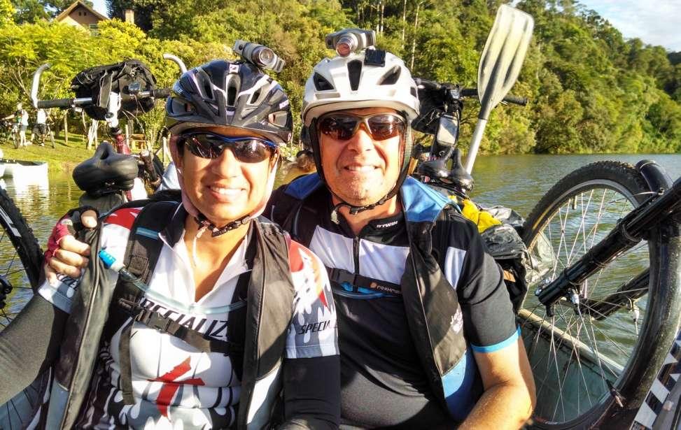 Bikers Rio Pardo | SUA HISTÓRIA | Ciclistas percorrerão 1000km pela Europa para comemorar 30 anos de casados