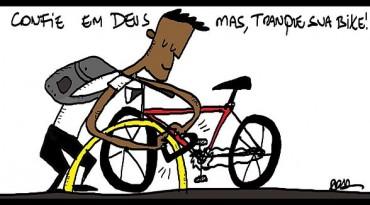 Bikers Rio pardo | Dica | Saiba como prevenir o roubo/furto de sua bike.