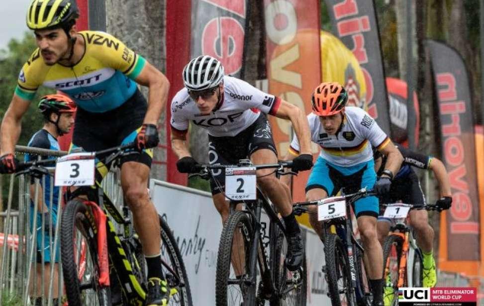 Bikers Rio pardo | Notícia | 2 | Brasileira Marcela Lima e holandês Jeroen Can ECK são campeões da Copa da Mundo de Eliminator