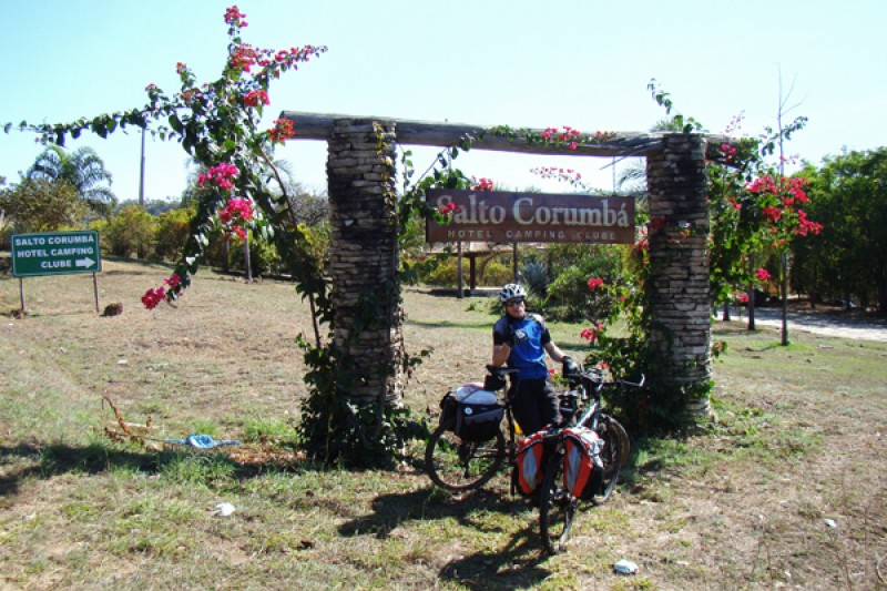 Bikers Rio pardo | Roteiro | Imagens | De bike pela história do Brasil, no Caminho de Goiás