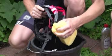 Bikers Rio pardo | Dicas | Evite doenças e coceiras - limpe seu capacete