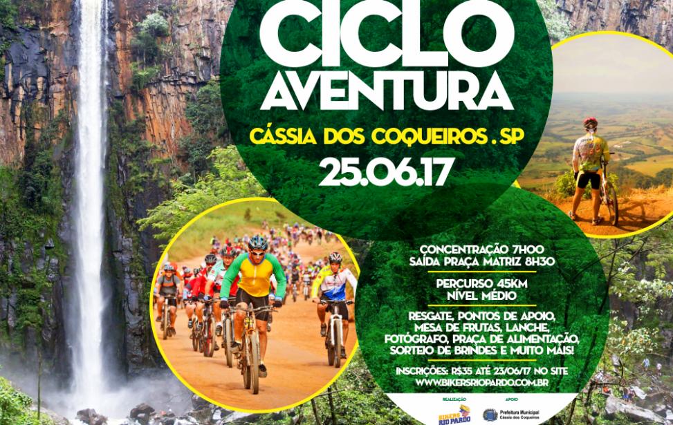 Bikers Rio pardo | Ciclo Aventura | Ciclo Aventura - CÁSSIA DOS COQUEIROS-SP