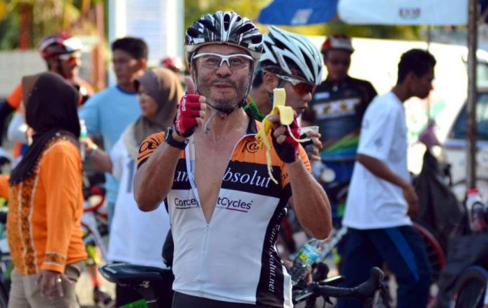Bikers Rio Pardo | Artigo | Porque os ciclistas devem comer banana