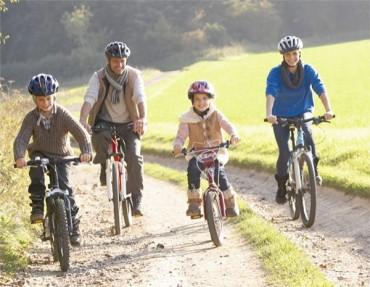 Bikers Rio pardo | Dica | Como pedalar com a sua família!