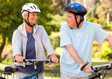 Bikers Rio pardo | Artigo | Bikes beneficiam a saúde dos idosos