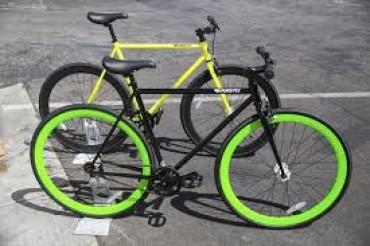 Bikers Rio Pardo | NOTÍCIAS | Empresa inovadora cria linha de bikes que brilham no escuro